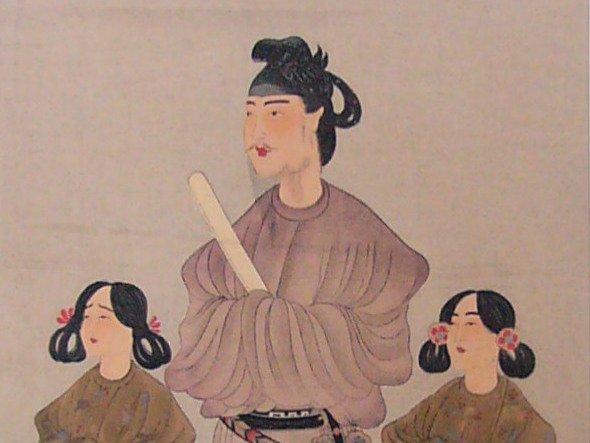 Le Prince Shôtoku et ses fils