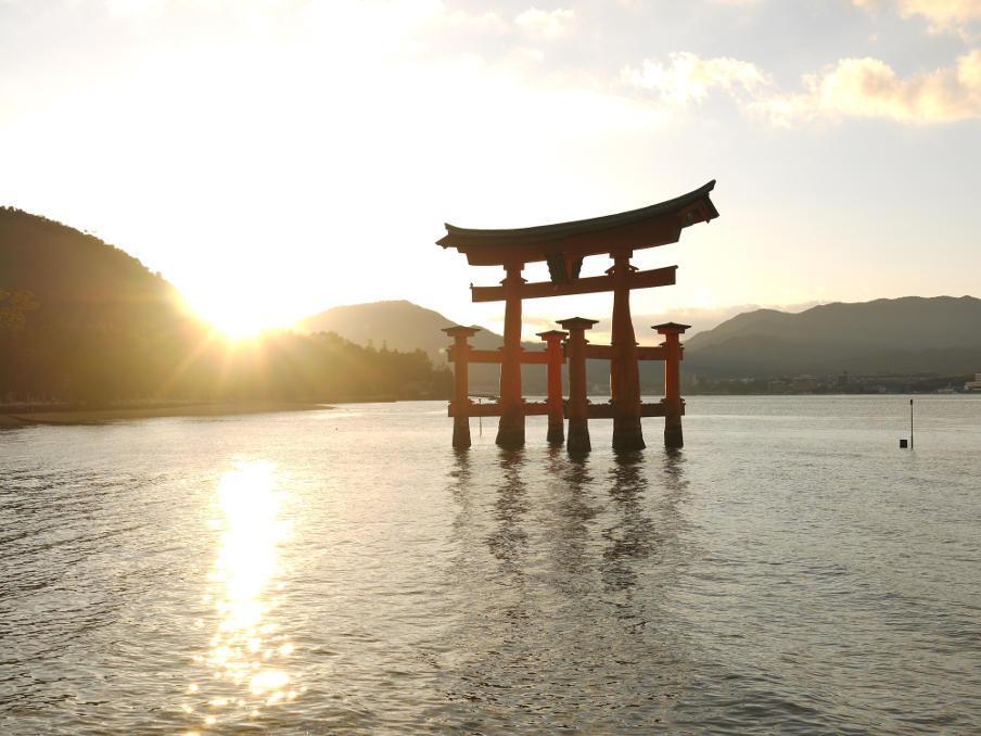 Le Japon, pays du soleil levant