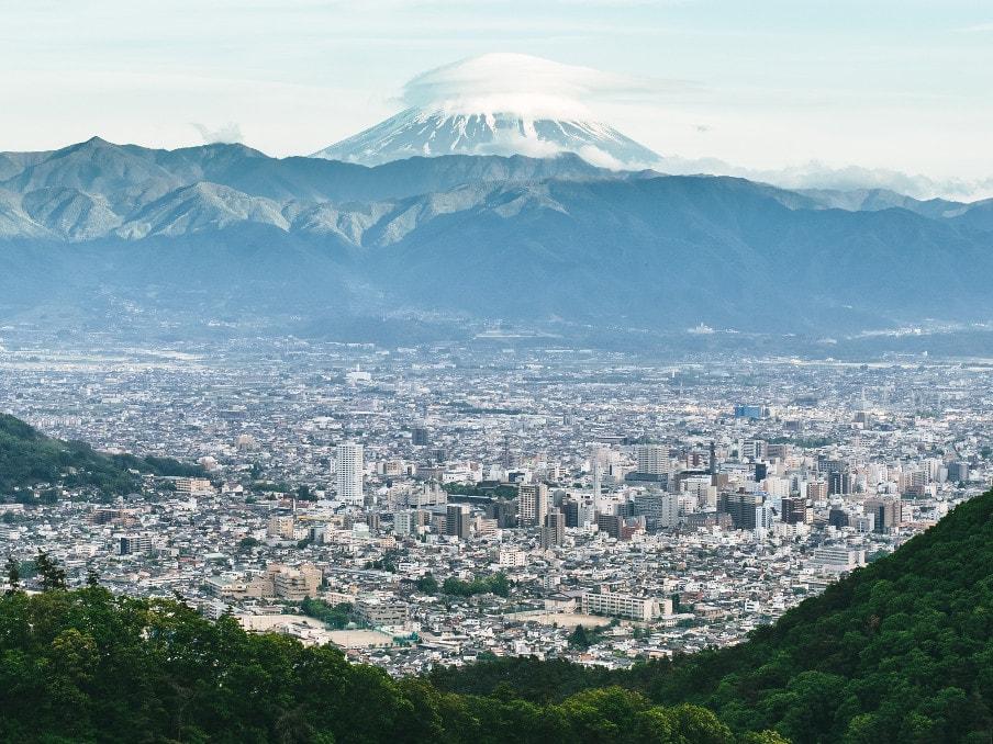Pourquoi le Japon est une zone sismique : le mont Fuji